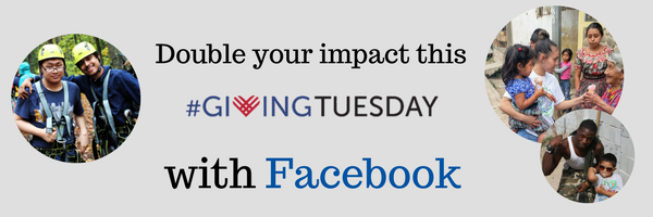 Double your impact this